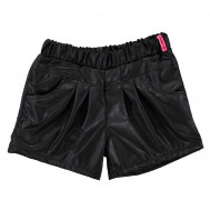 Funky XS fake-leather short (va.98/104)