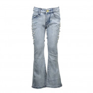 Le Chic flaired jeans