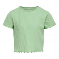 KIDS ONLY cropped shirt