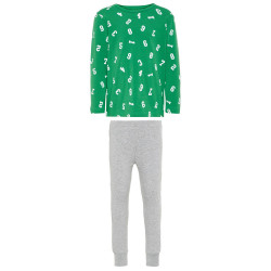 Name It jongens pyjama Nmmnightset groen
