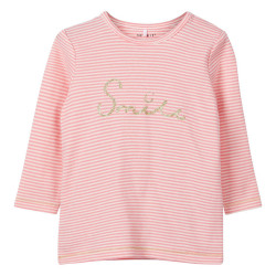 Name It meisjes shirt Nbftrinels roze