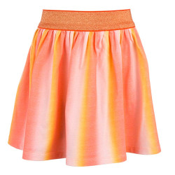 Stones and Bones rok Evita Stripes oranje