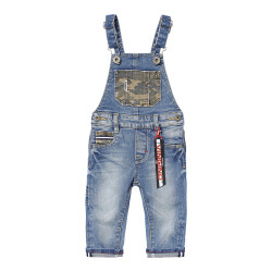 Vingino jeans dungaree