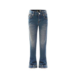 Dutch Dream Denim flaired jogg jeans