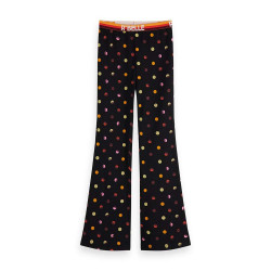 Scotch R'Belle flared broek