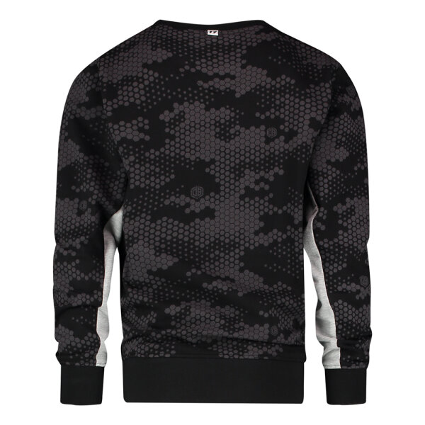 Vingino by Daley Blind jongens sweater Nenzo zwart