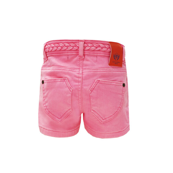 Dutch Dream Denim meisjes short SS20-14 roze