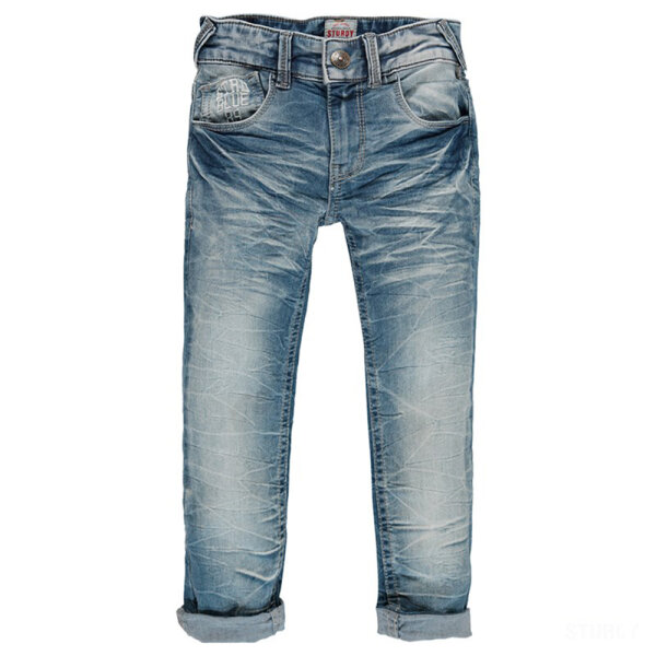 Sturdy regular fit jeans
